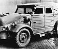 Газогенераторный Volkswagen Typ 82, 1944 года выпуска