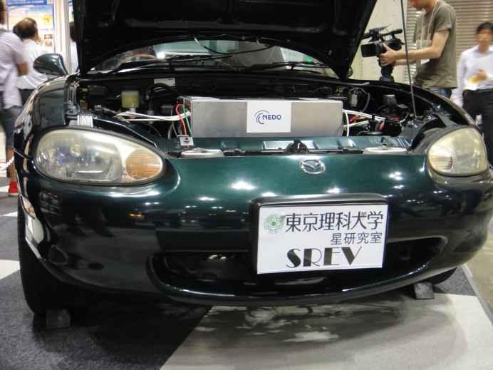 Автомобильный электродвигатель