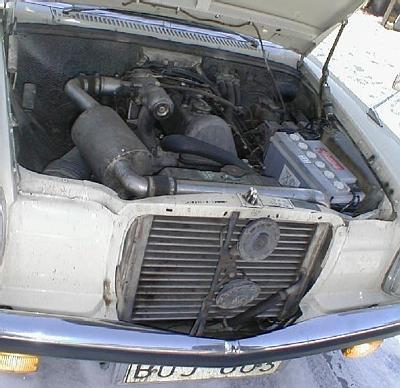 Mercedes 248G рис 12