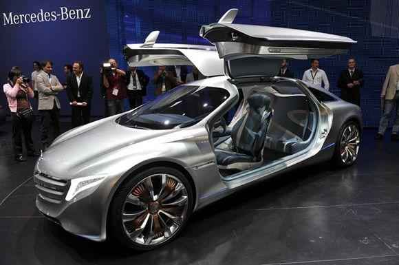 Гибрид Mercedes F-125