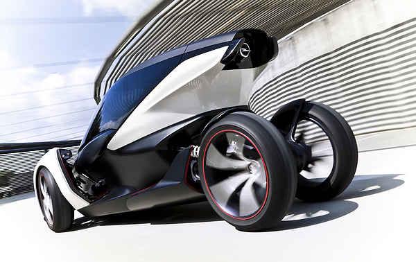 Легковесный One Euro Car