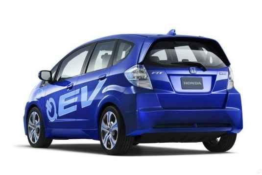 Электромобиль Honda EV Concept