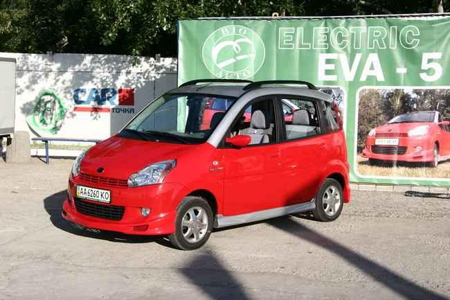 Электромобиль evA-5