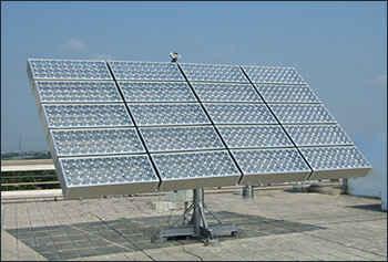 Солнечная панель с КПД 32%