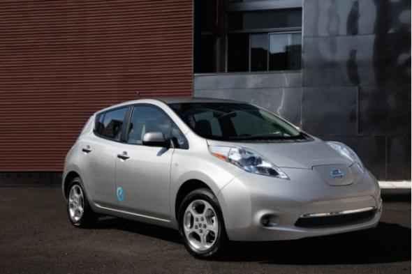 Электромобиль Nissan