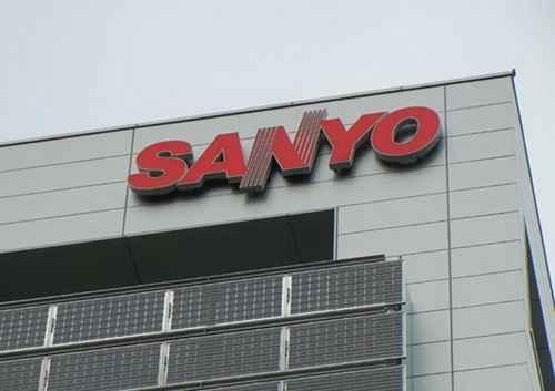 Солнечный офис компании Sanyo