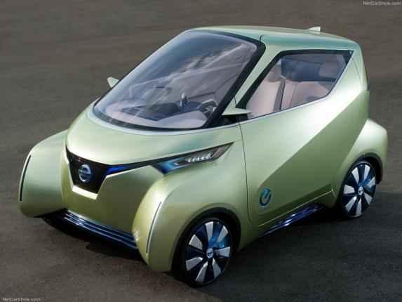 Электромоиль Nissan Pivo3