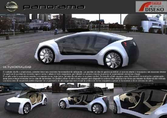 The Panorama car