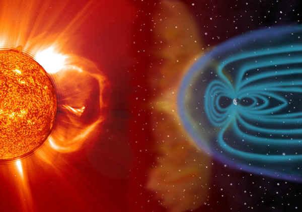 Известно, что наша планета представляет собой огромный магнит