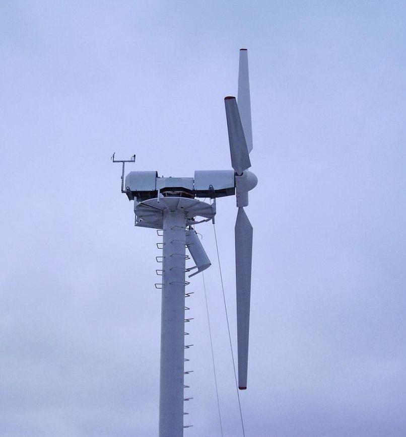 Ветрогенератор ВЭУ-20М