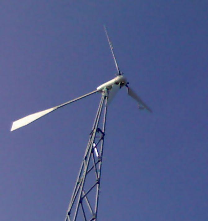 Ветрогенератор FLAMINGO AERO 1,6 кВт