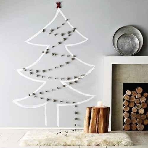 Новогодняя елка, вариант 10