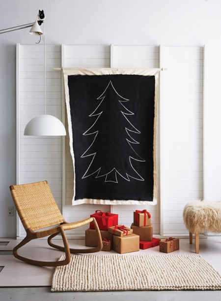 Новогодняя елка, вариант 11