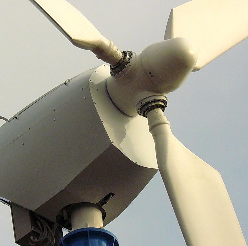 Ветрогенератор VE45S (50 кВт)