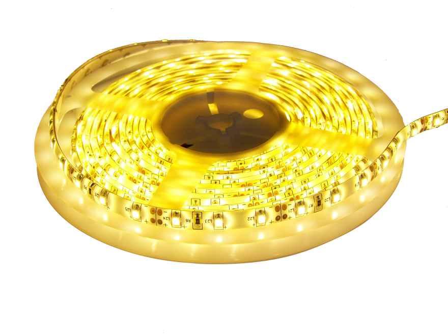 Светодиодная лента SMD3528 белого теплого свечения