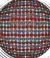 Жидкокристаллическая структура