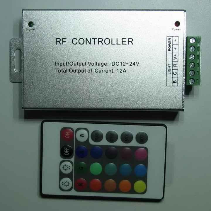 Контроллер К 3х4A с ДУ