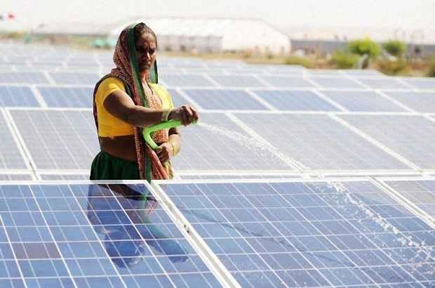 Стимулирование сектора солнечной энергетики