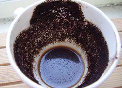 Кофейное топливо