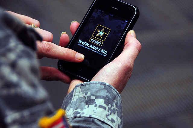Потребности войск США