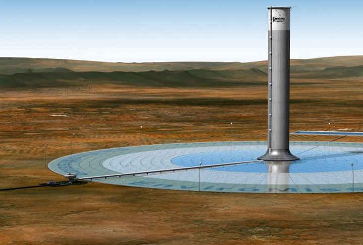 Энергетическая башня