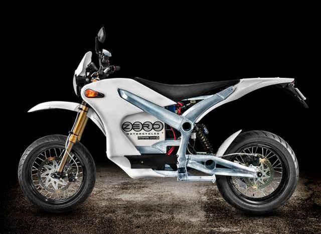 Электромотоцикл Zero S