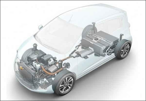 Схема Spark EV