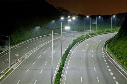 Светодиодная автомагистраль