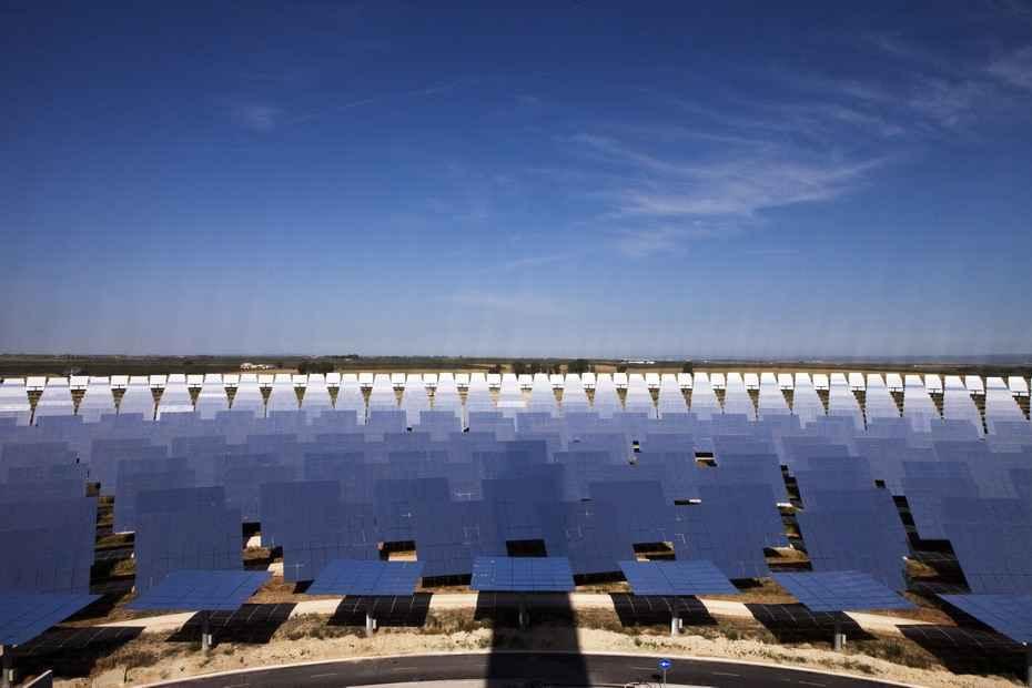 Gemasolar позволит сократить выброс СО2