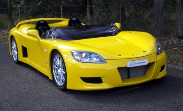 Arcspeed Sports Roadster