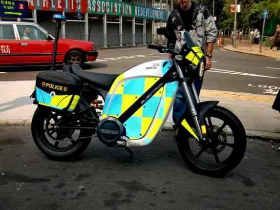 Электромотоцикл Brammo