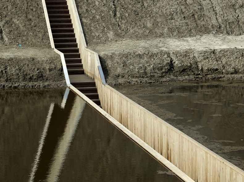 У этого моста необычное инженерное решение