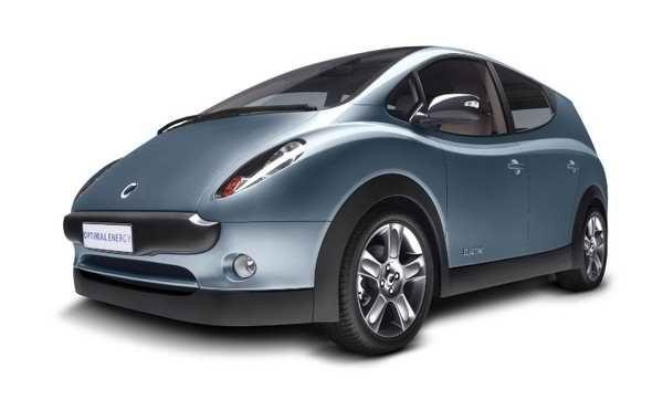 Африканский электромобиль Joule