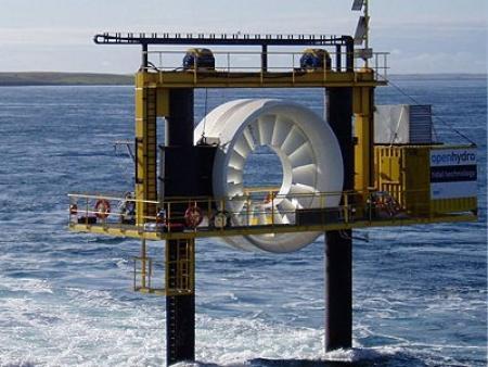 Подводная турбина