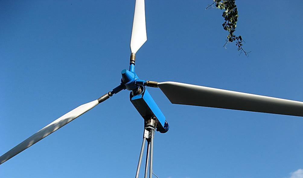Ветрогенератор ВЭУ-4 (4 кВт)