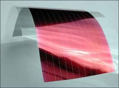 Органические солнечные панели