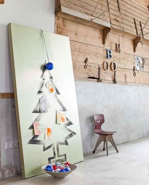 Новогодняя елка, вариант 18