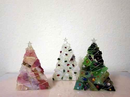 Новогодняя елка, вариант 19
