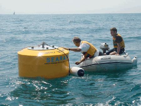 Searaser - генератор движения воды